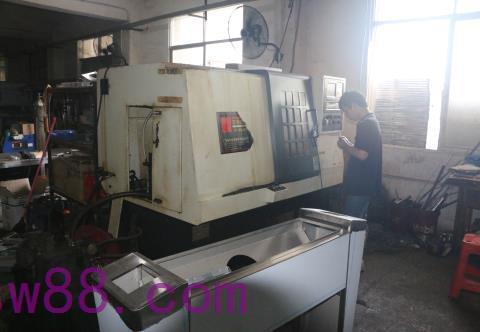 闸机零配件加工CNC数控车床